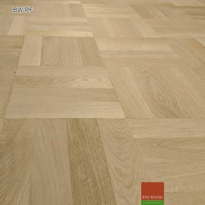 Basket weave parquet fitting