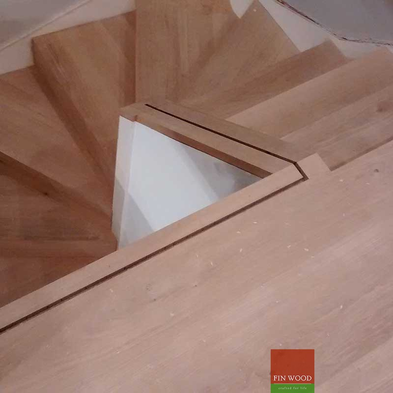 Stair Cladding, Staircase cladding - Modern look