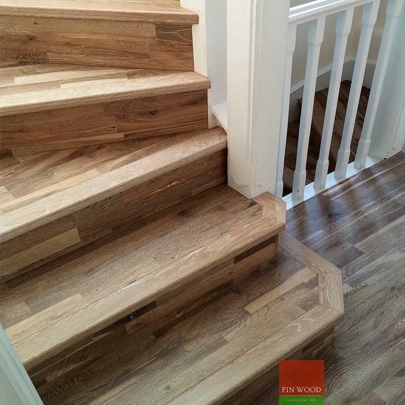 Stair Cladding Clic Look. Pre Made
