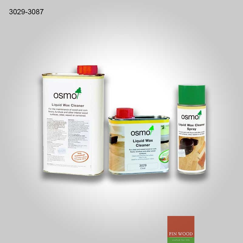 Osmo Liquid Wax Cleaner Intensive cleaning and refreshing