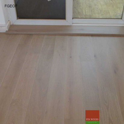 Grey oak engineered flooring London #CraftedForLife
