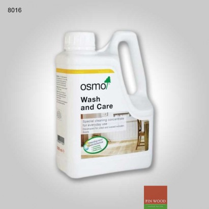 Osmo Wash and Care 8016 #CraftedForLife