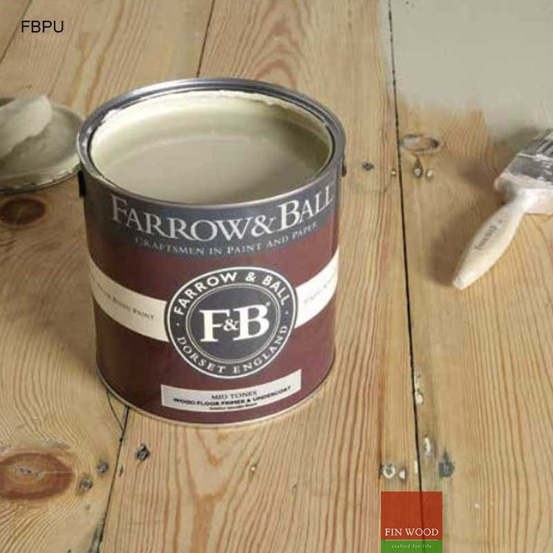 Wood Floor Primer & Undercoat Farrow & Ball