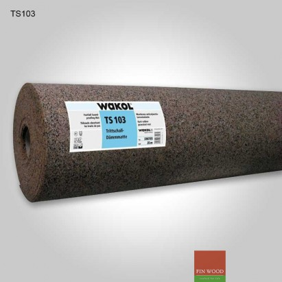 WAKOL TS 103 Footfall Soundproofing Mat - 3 mm #CraftedForLife