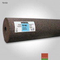 WAKOL TS 103 Footfall Soundproofing Mat - 3 mm