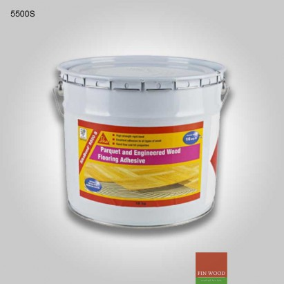 Sikabond 5500 S Rigid wood flooring adhesive