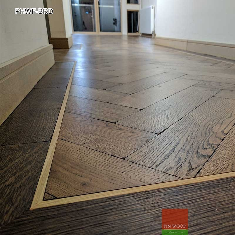 1 Thick Hardwood Flooring