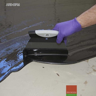 ARDEX DPM 1 C R: Rapid drying damp proof membrane