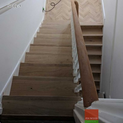 Stair Cladding - Classic look #CraftedForLife #CraftedForLife