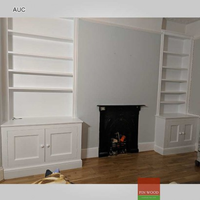 Alcove Units - Cabinets #CraftedForLife