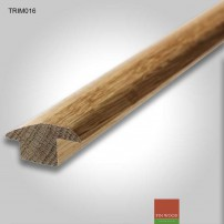 Door trim reducer - solid Oak