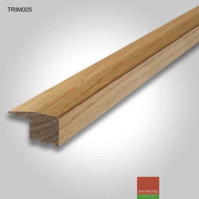 Edge trim - solid Oak