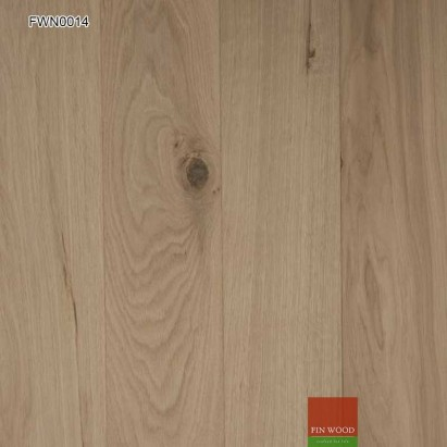 Oak Natural Unsealed 160 x 20 mm #CraftedForLife