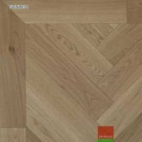 Oak Millrun Parquet Oiled 600 x 120 x 15 mm #CraftedForLife