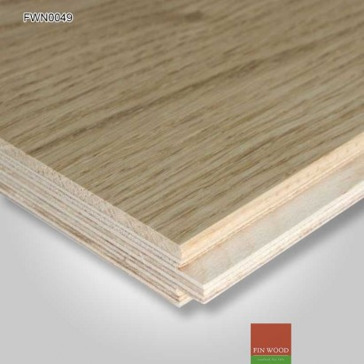 Engineered Oak Premier Unsealed 210 x 15 mm #CraftedForLife