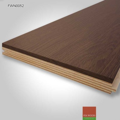 Engineered Walnut Premier Unsealed 135 x 20 mm