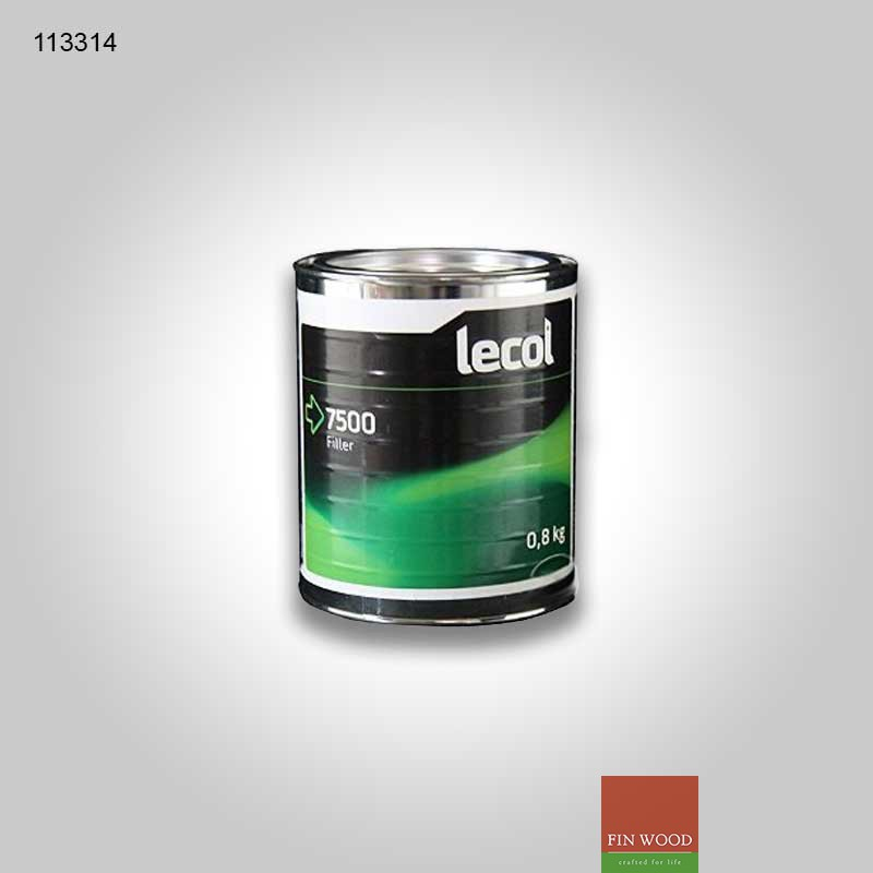 Lecol 7500 Filler - fast drying filler
