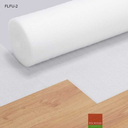 Foam underlay - Wood floor Underlayment #CraftedForLife