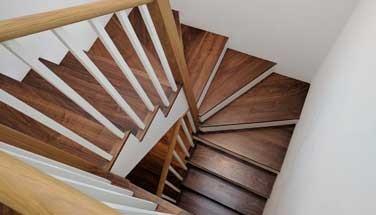 Craftsmanship - Stair cladding