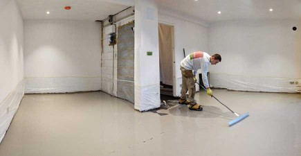 Floor Levelling Explained:  An Expert Guide