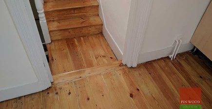 Is it Worth Restoring Old Pine Floorboards?