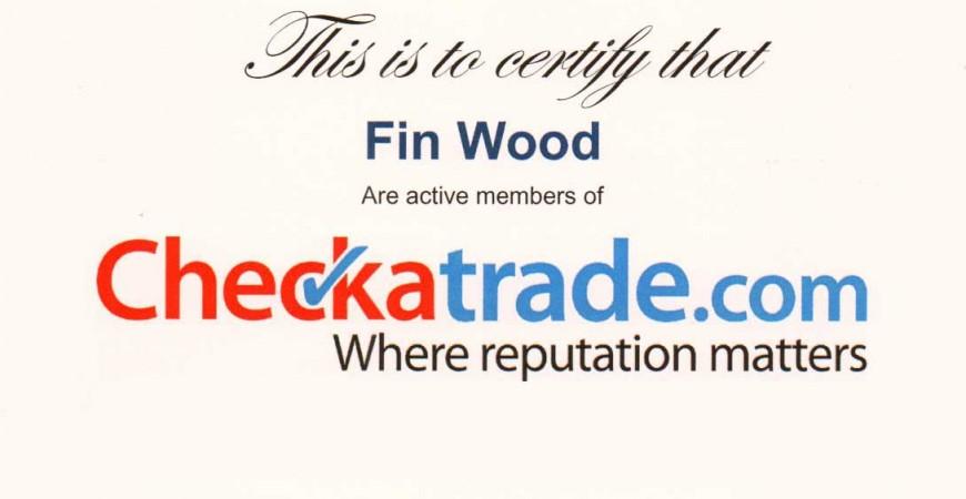 Fin Wood joins Checkatrade