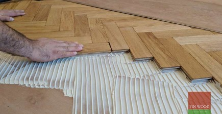 Hardwood Flooring Installation methods