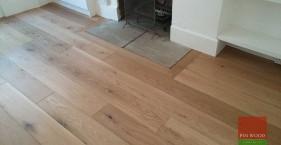 Engineered Oak Flooring in Kennington, London