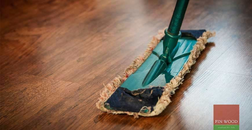 Top 5 care tips for Wooden Floors #CraftedForLife