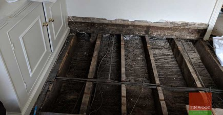 A complete soundproofing solution for a London flat