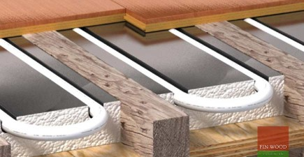Underfloor Heating & Wood Flooring: An Expert Guide #CraftedForLife