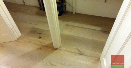 Fitting Engineered Oak Coastal Grey #CraftedForLife