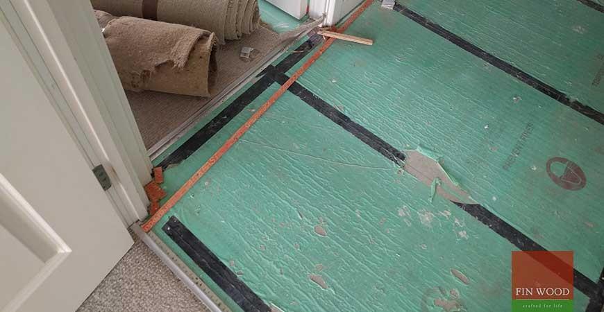 Bamboo Flooring in Canada Water, London #CraftedForLife