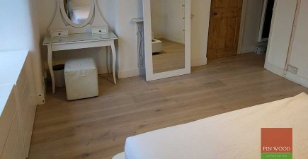 Engineered Oak Flooring and Finishing in Earlsfield, London #CraftedForLife