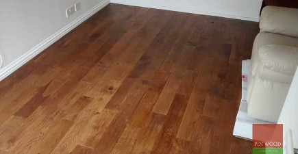 Solid Oak Flooring in Woodford Green, London
