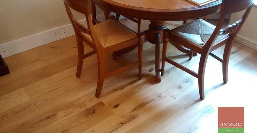Engineered Oak Flooring in Twickenham, London