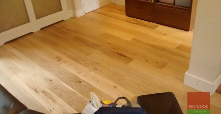 Engineered Oak Flooring in Twickenham, London