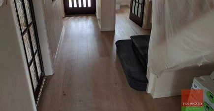 Oak Engineered Boards Installation in TN13 Sevenoaks, Kent  #CraftedForLife