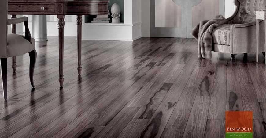 How to extend the lifespan of your hardwood floor #CraftedForLife