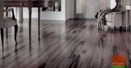 How to extend the lifespan of your hardwood floor #CraftedForLife