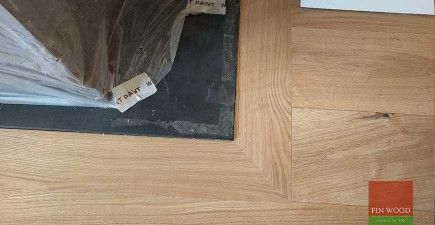 Natural Oak Boards in SW19 Wimbledon #CraftedForLife