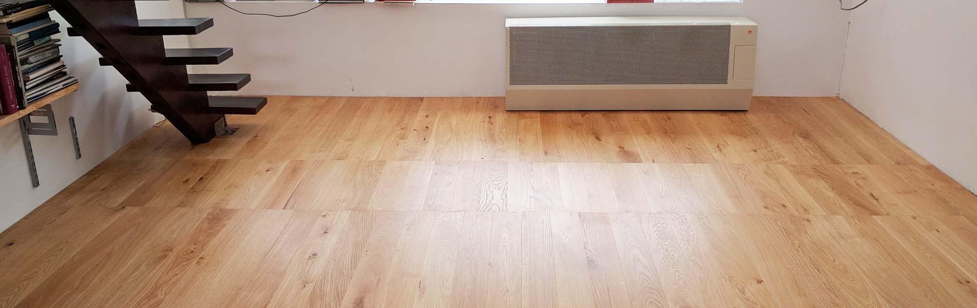 Designed floors