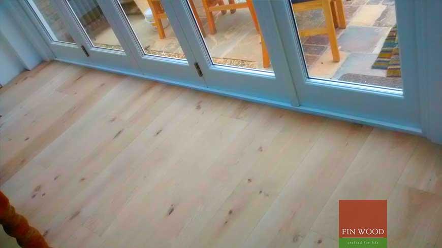 Precision finishing in wooden flooring craftmanship 7