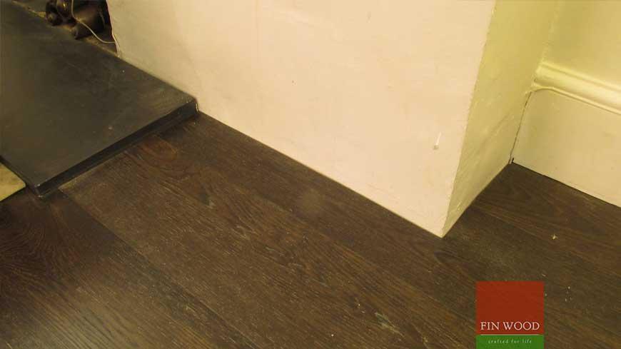 Precision finishing in wooden flooring craftmanship 19