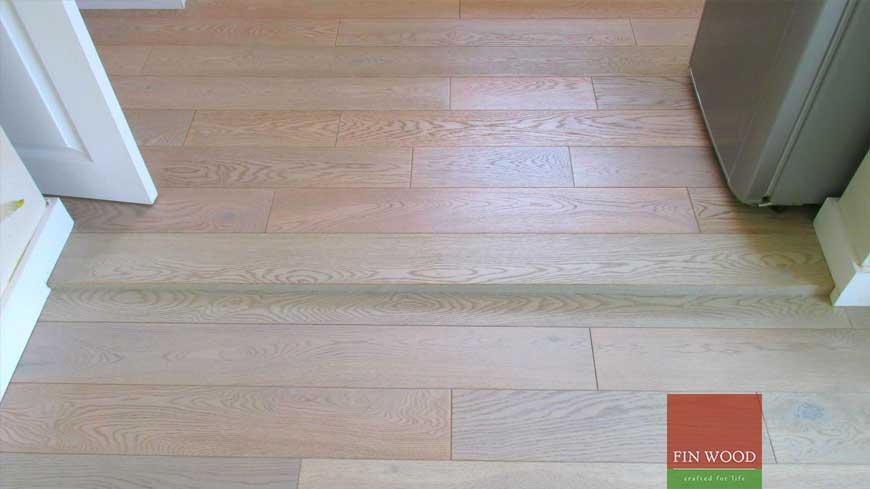Precision finishing in wooden flooring craftmanship 20