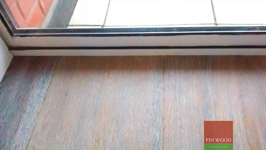 Precision finishing in wooden flooring craftmanship 24