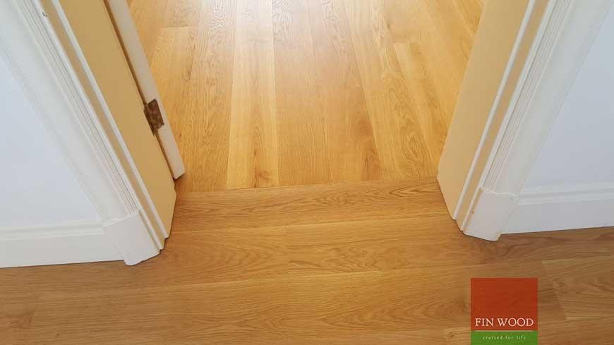 Direction Change In Wood Flooring