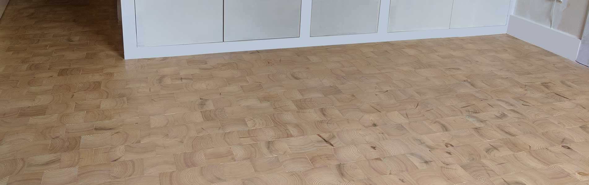 End Grain Flooring